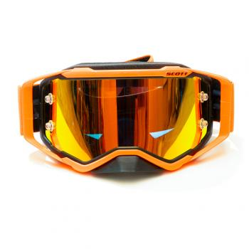 SCOTT PROSPECT goggles black/orange