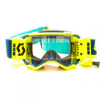 SCOTT PROSPECT WFS goggles blue/yellow