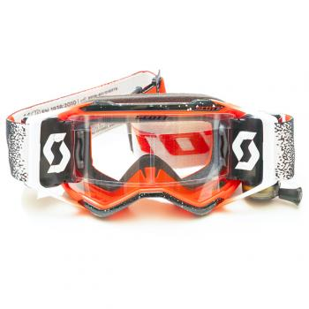 SCOTT PROSPECT WFS goggles white/red